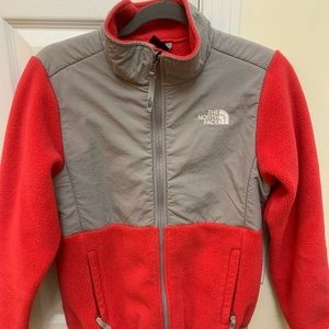 Youth large north face